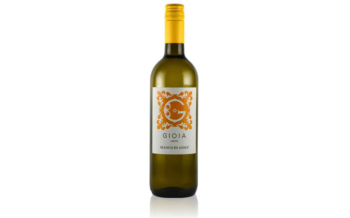 イタリアワイン・GIOIA JAPAN-ジオイアジャパン-BIANCO DI GIOIA/ビアンコ ディ ジオイア-Mr. Guccio Gucci(グッチオ・グッチ氏)プロデュースワイン