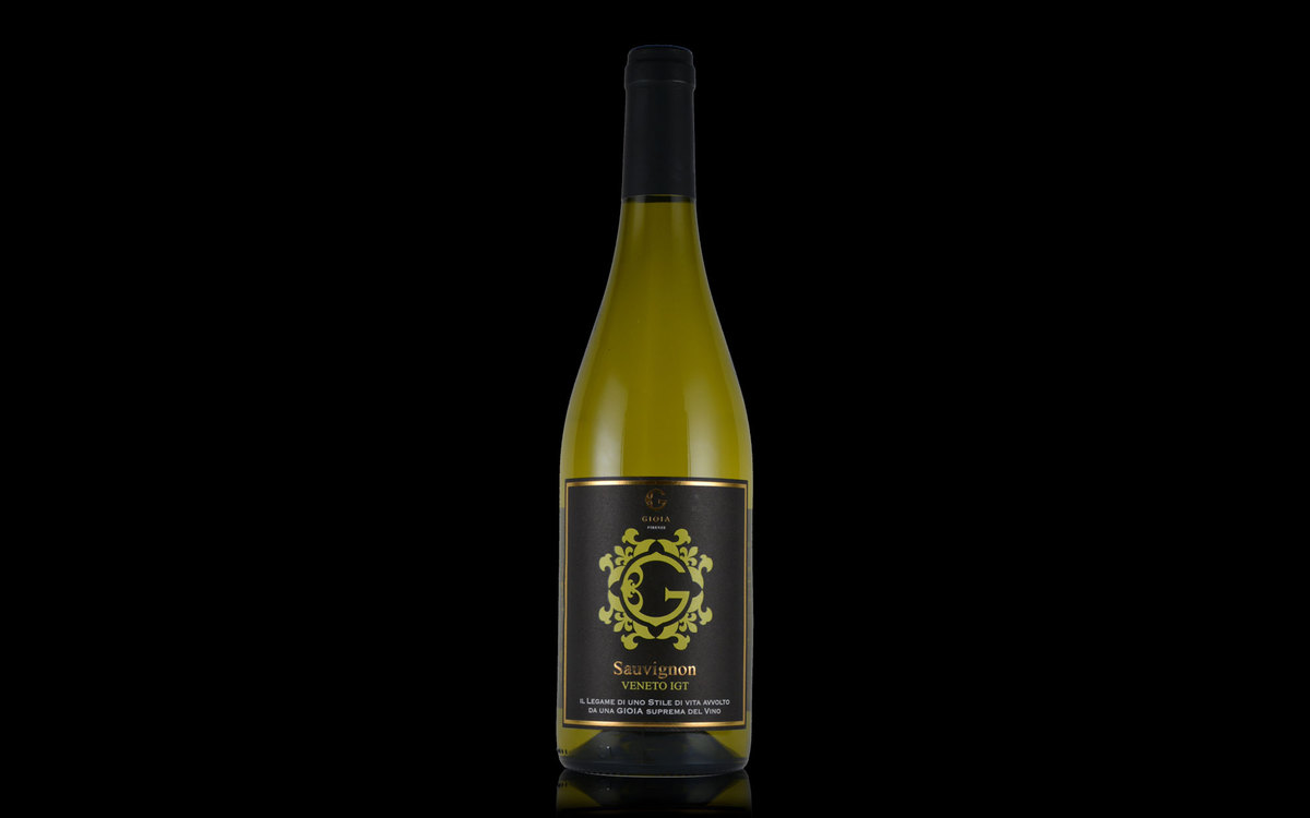 イタリアワイン・GIOIA JAPAN-ジオイアジャパン-IGT VENETO SAUVIGNON / IGT ベネト ソーヴィニヨン-Mr. Guccio Gucci(グッチオ・グッチ氏)プロデュースワイン