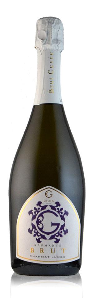 イタリアワイン・GIOIA JAPAN-ジオイアジャパン-SPUMANTE BRUT CHARMAT LUNGO/スプマンテ ブリュット シャルマルンゴ-Mr. Guccio Gucci(グッチオ・グッチ氏)プロデュースワイン